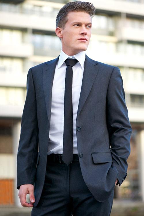 new style ed7fa 04f0f Business Anzug kaufen – Anzug online kaufen – Massanzug-online